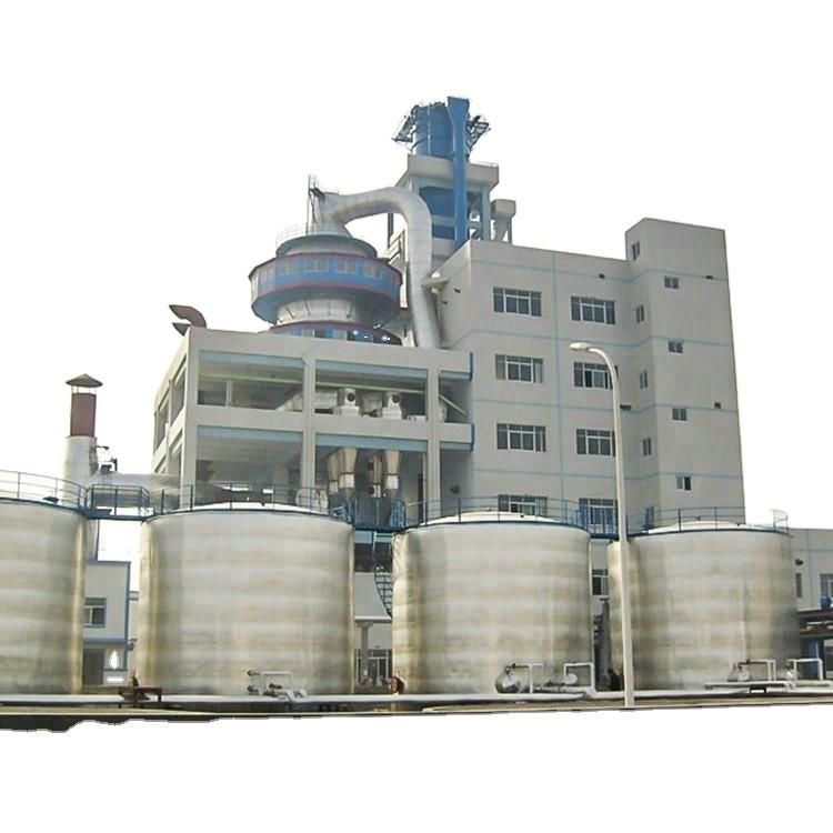 Spray Tower Detergent Powder Plant / Washing Powder Making Machine / Laundry Detergent Production Line