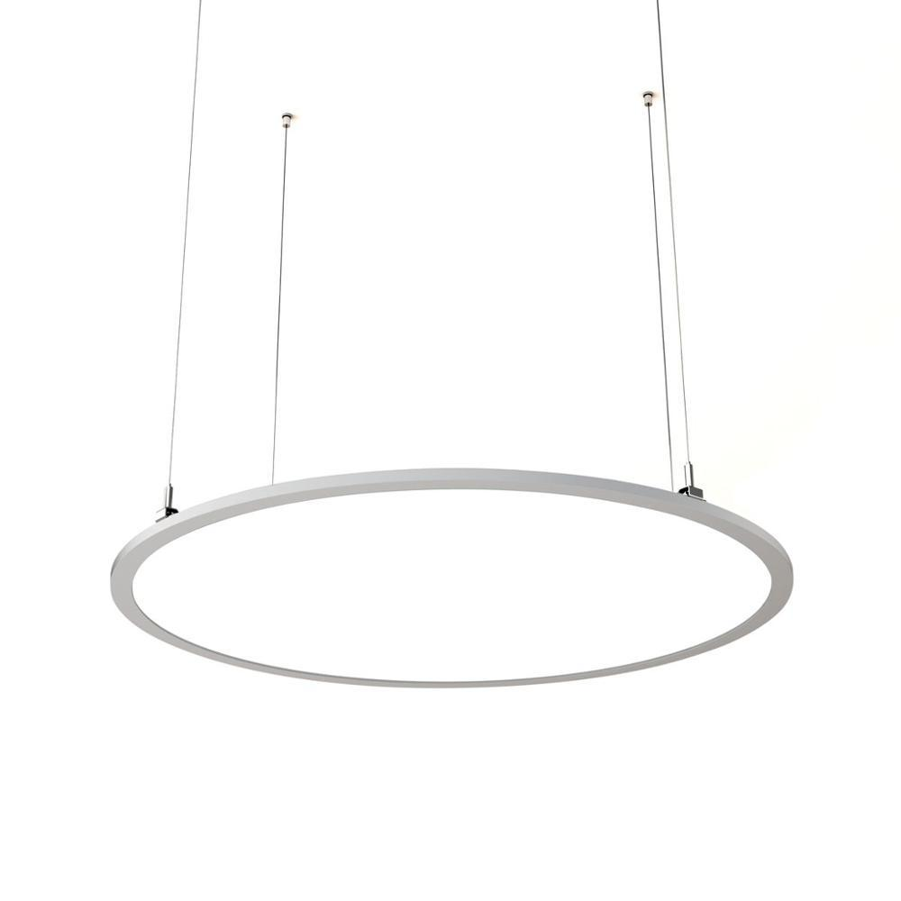 Big round panel 1200mm 130W led suspended ceiling light