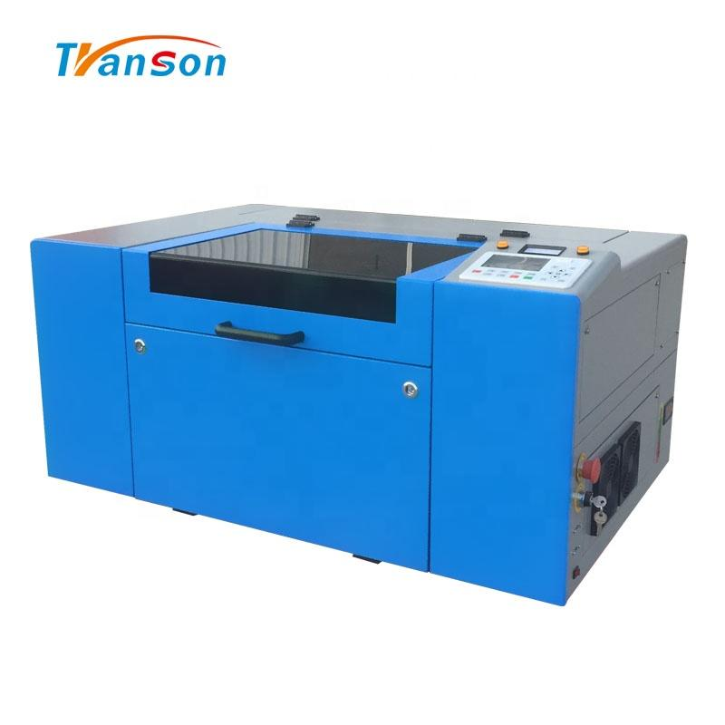 High Safety 3060 40W Mini CNC CO2 Wood Laser Engraving Cutting Machine Desktop For DIY Home Business