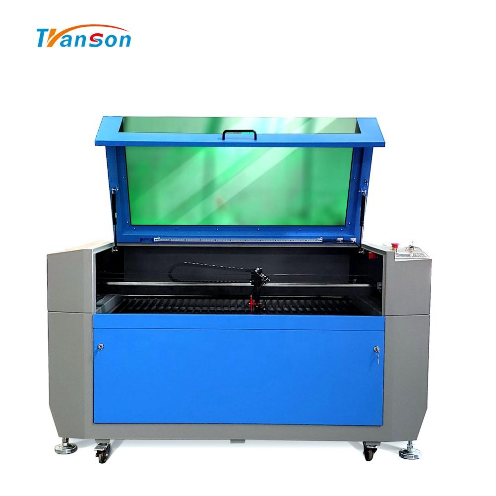 CNC Laser 1390 80W 100W 130W Ruida 6445G Acrylic Wood Plastic Paper Nylon CO2 Laser Cutting Machine