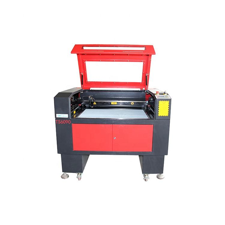 Factory Direct 6090 Cheap Automatic Co2 Laser Wood Acrylic Paper Leather Cutting Machine