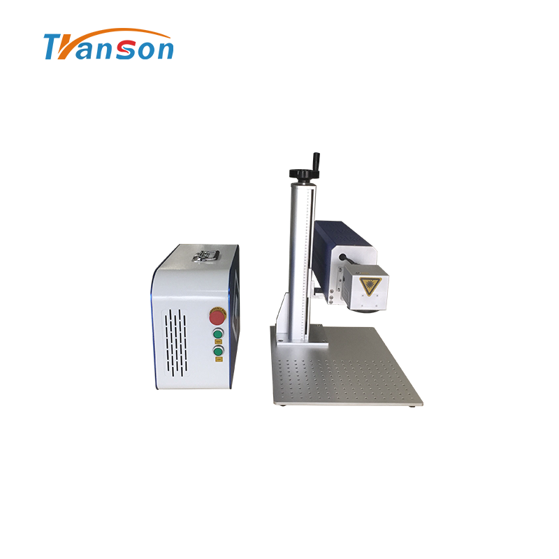 Mini portable 30W co2 laser marking machine for wood/Coherent Synrad 60W co2 laser engraving machine for acrylic plastic leather