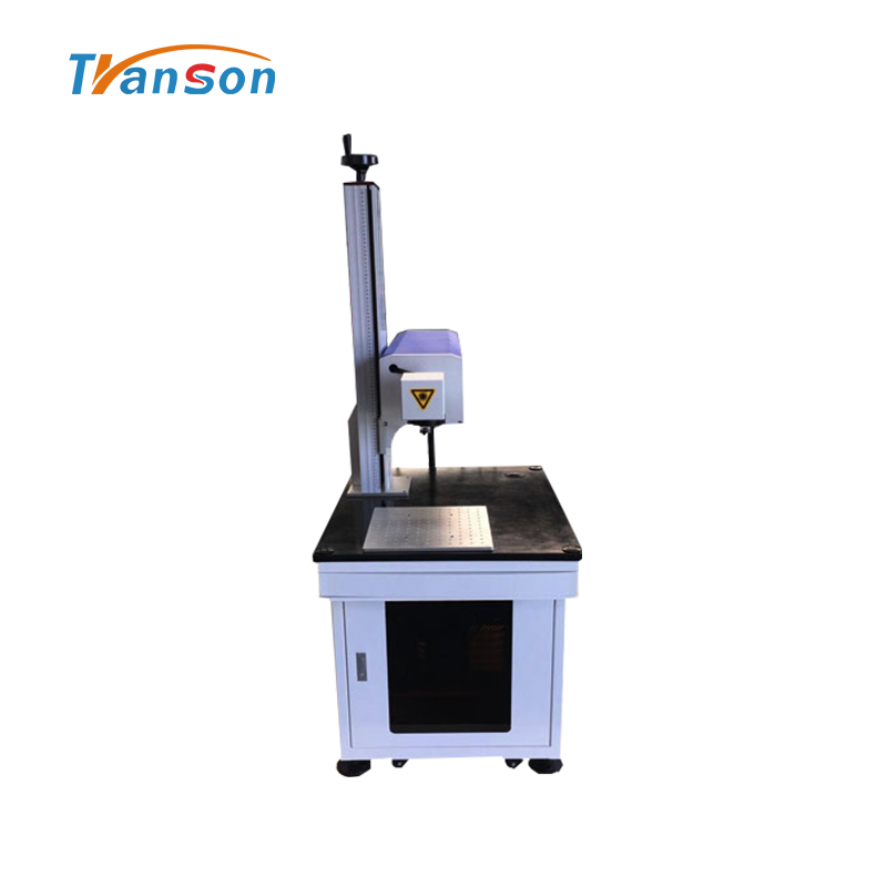 DAVI30W CO2 RF Laser Marking Machine Desktop for Nonmetal