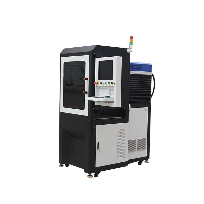 60W Large Format Dynamic Focusing CO2 laser marking machine