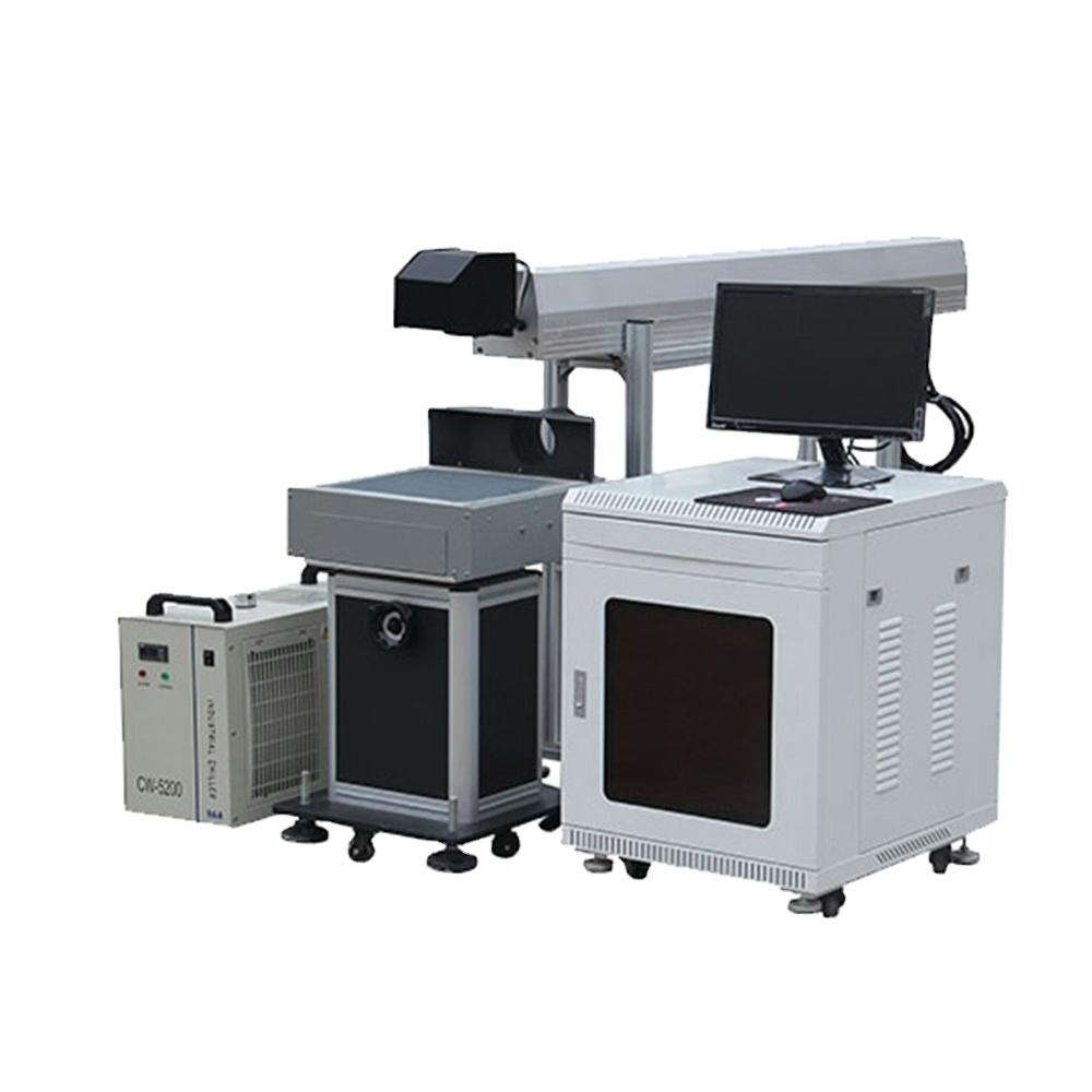 China CNC Co2 Laser Marking Machine For Marking Cutting Non-metal Materials