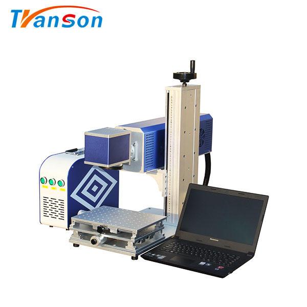 hot sale with DW China RF Metal tube cnc CO2 laser marking cutting machine 30w