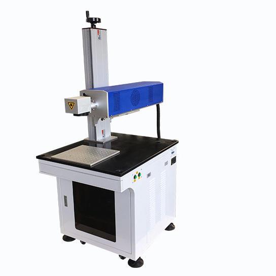 20w Desktop DaviCO2 Laser Marking Machine
