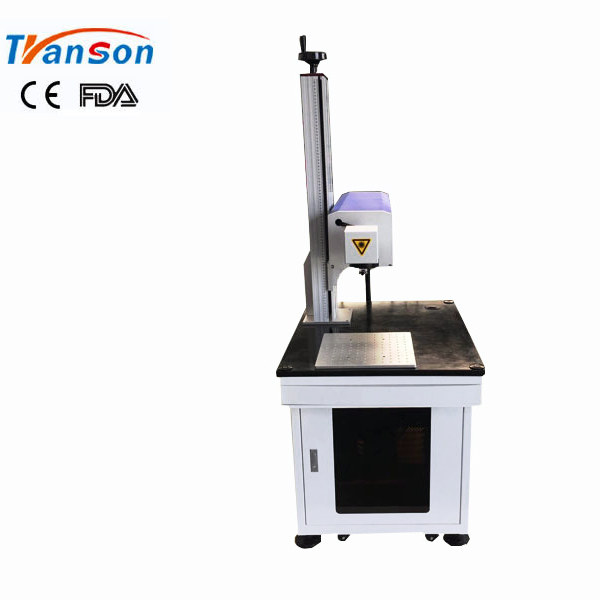 Desktop Co2 laser marking machine 30W COHERENT laser tube