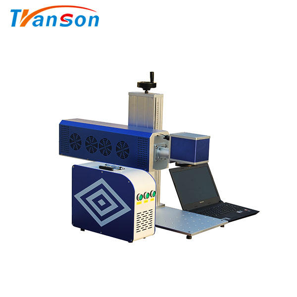 High Performance Price Ratio Hot Sale MiniCO2 Laser Marking Machine(rf tube)For Leather