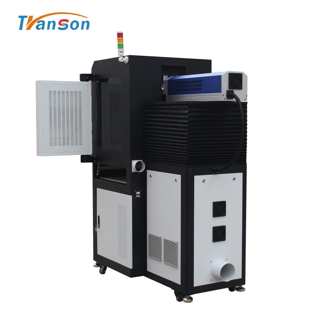 Large Format Dynamic Focusing CO2 Laser Marking Machine