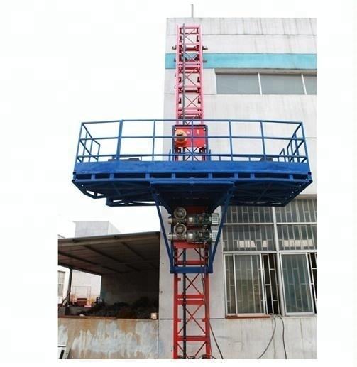 SCP230/9D Mast Climbing Work Platform