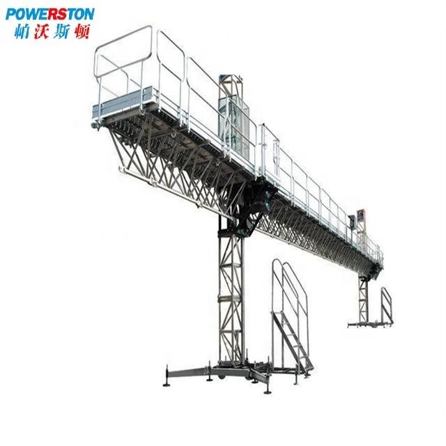 Single/Double Mast Climbing Working Platform