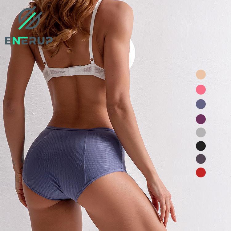 Enerup Protective Soft Calcinhas Feminina Proof Bragas De Mujer Female Ladies Briefs Lingerie Women's Underwear Period Panties