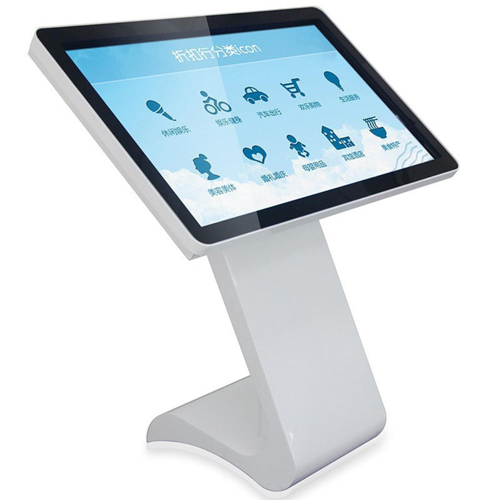 Factory price large advertising interface touch lcd screens with touch tables
