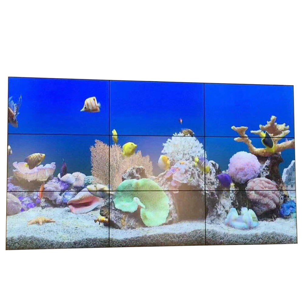 49 Inch TV LCD Screen Video Wall Splicing Screen Advertising Players