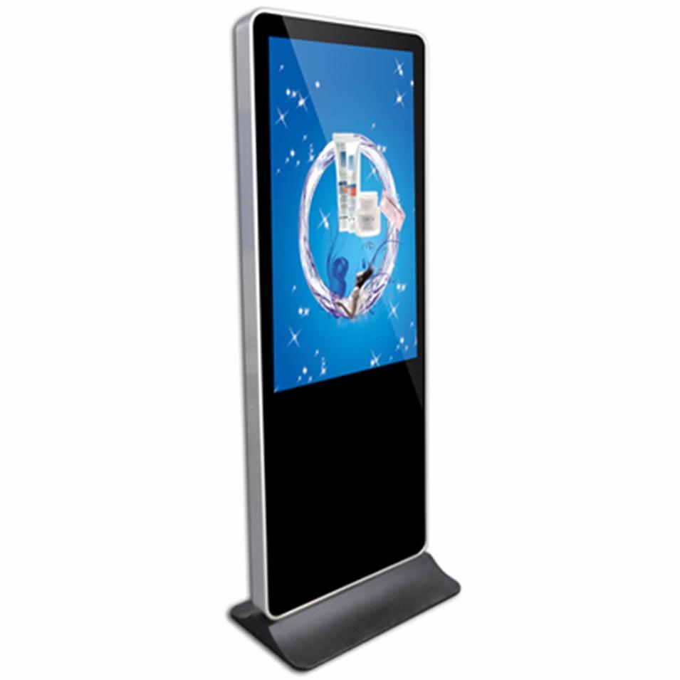 Factory customization advertising screen lcd kiosk 65 inch lcd digital signage