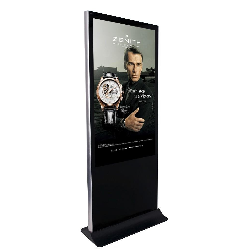 Customized design Android touch screen kiosk totem lcd display
