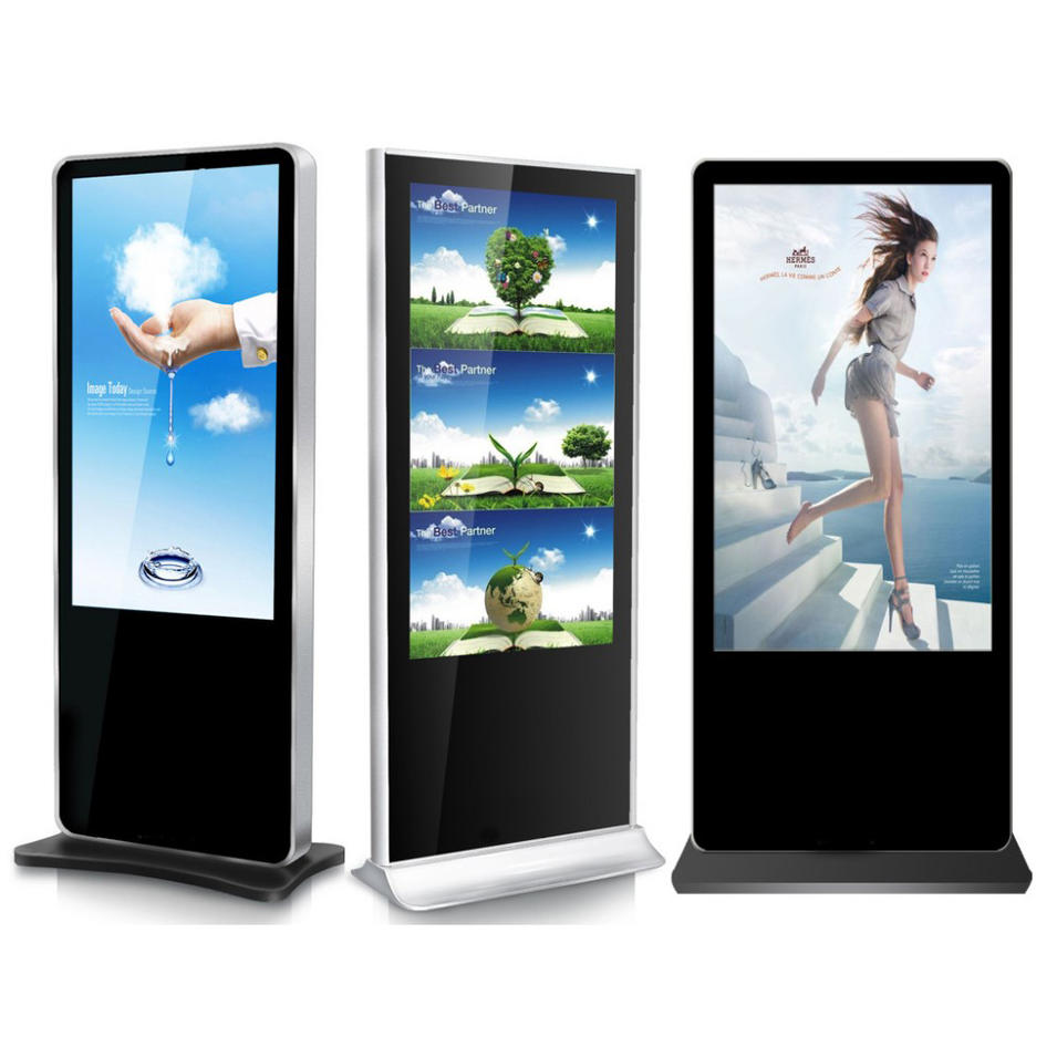 Foshan outdoor LCD photo booth digital signage LCD advertising kiosk