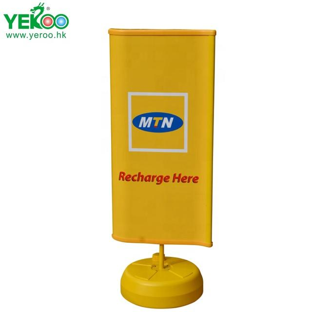 Hot selling outdoor advertising display windvane rotator