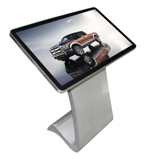 certification 32 inch new lcd shop mall kiosk with high quality