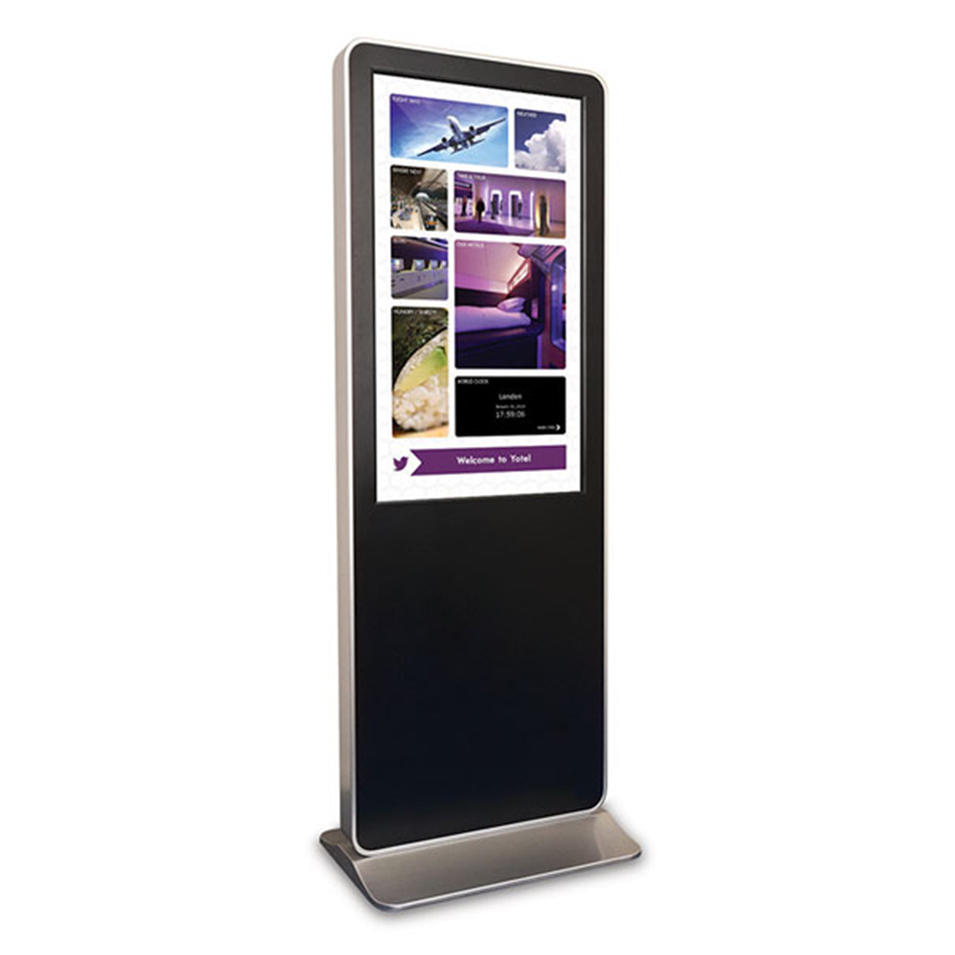 Foshan indoor 42'' LCD photo booth digital signage LCD advertising display