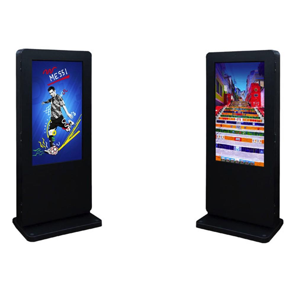High quality 55 inch outdoor advertising led lcd display screen prices