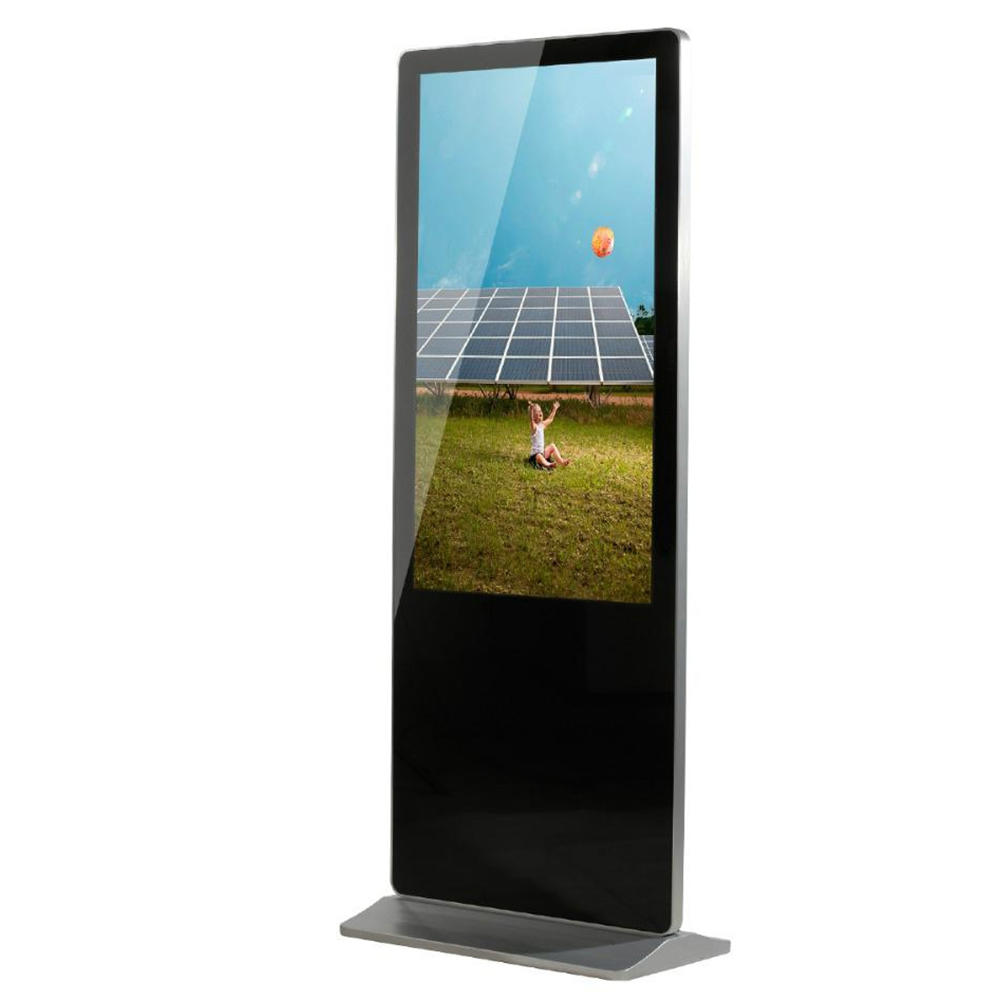 High Quality kiosk touch screen lcd advertising display full outdoor kiosk