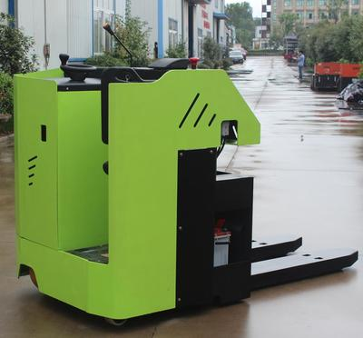 CBD 8 Ton Heavy duty electric pallet truck with EPS