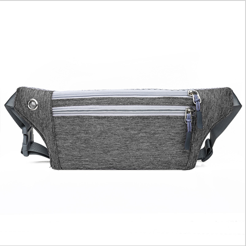 Customized multifunctional running close-fitting breathable and waterproof stall men and women outdoor sports small pockets