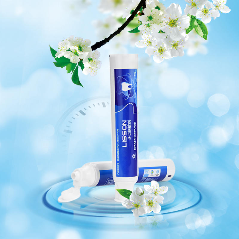 cosmetics factory teeth whitening toothpaste packaging toothpaste tubes