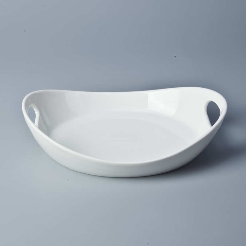 Wholesale european ceramics enamel bowl, mixing bowl set
