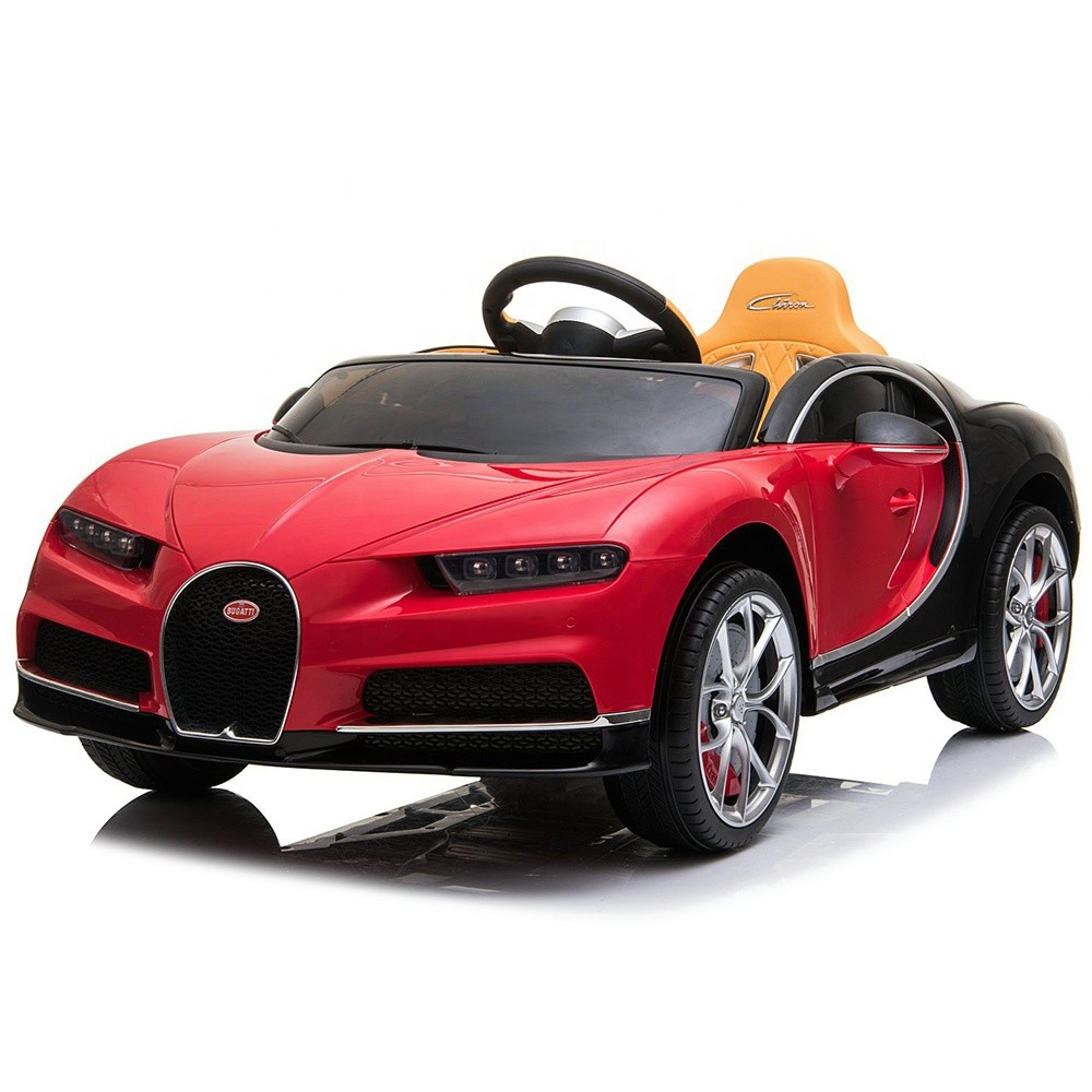 2019 bugatti licensed ride on car kids electric cars 12V cars power wheel