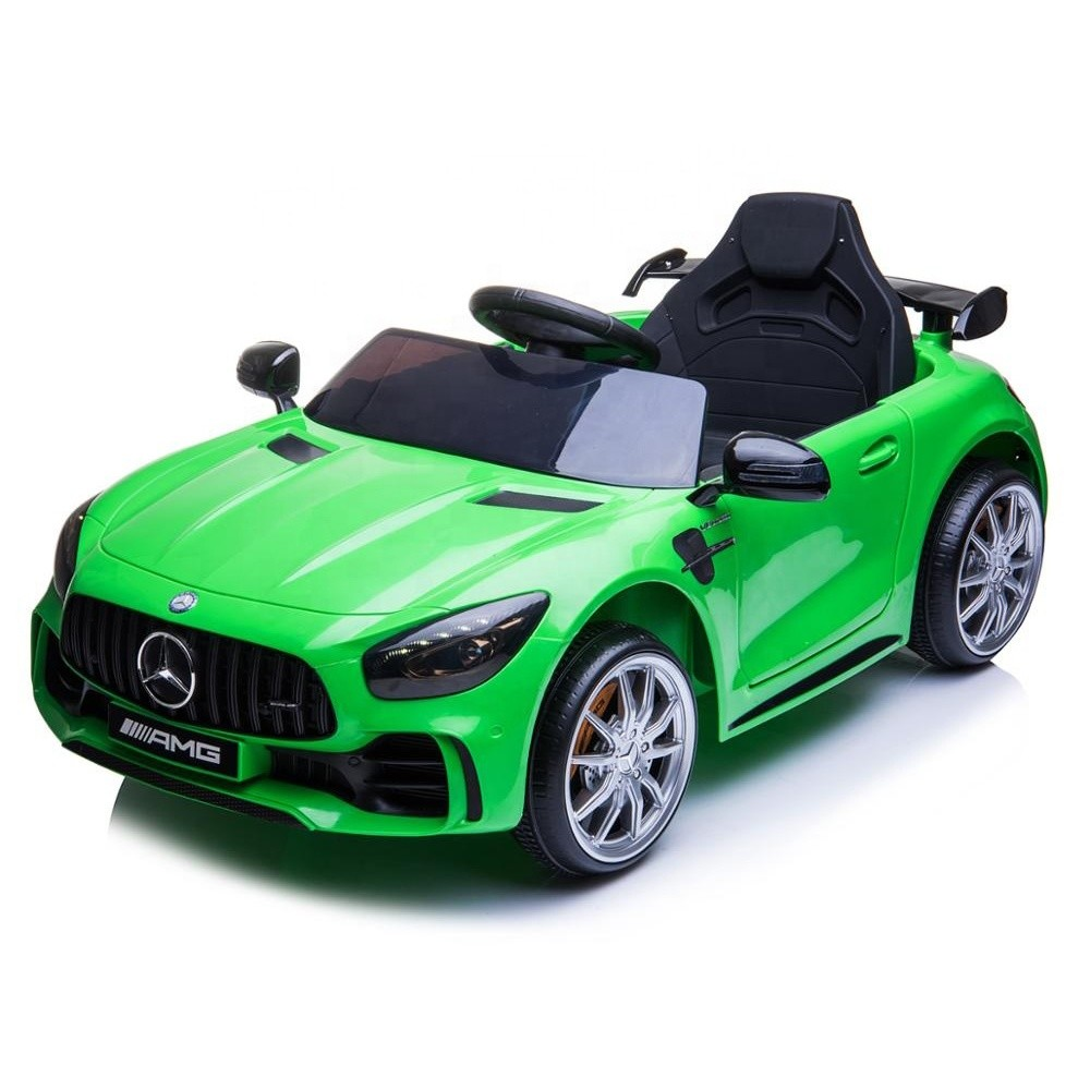 2019 benz licensed 12v electric ride on car battery kids ride on toy style