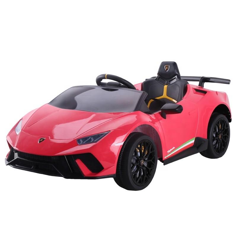 2020 power wheel lamborghini 12v kids Ride+On+Car electric car for kids to drive