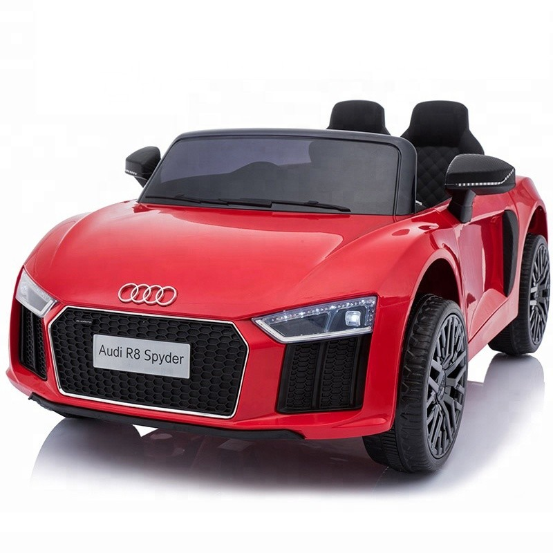 2018 Audi license children battery car toy kids ride on car baby electric car with remote control