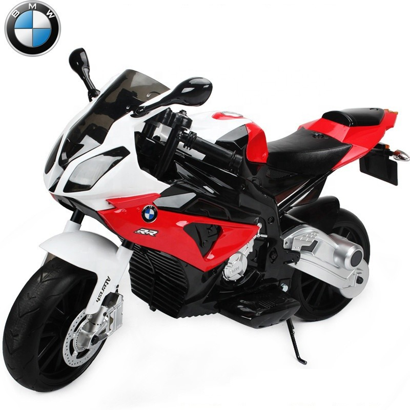 Wholesale licensed children motorcycle toy car 12v kids ride on car electric