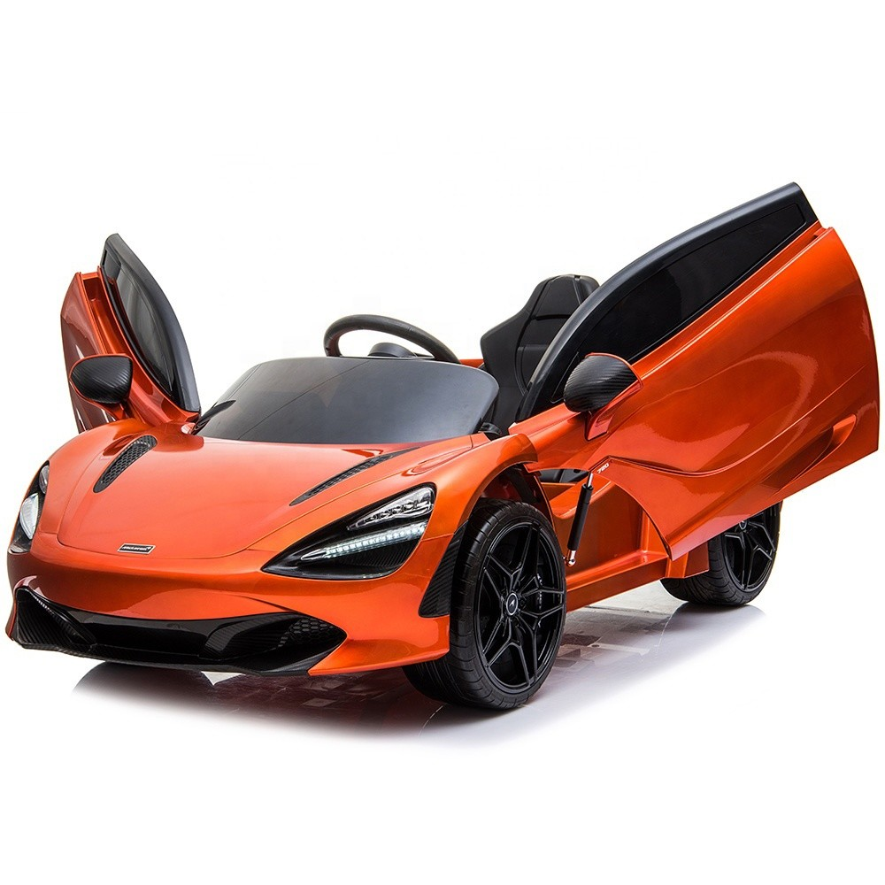 2019 new licensed 12v electric ride on car mclaren kids battery operated cars