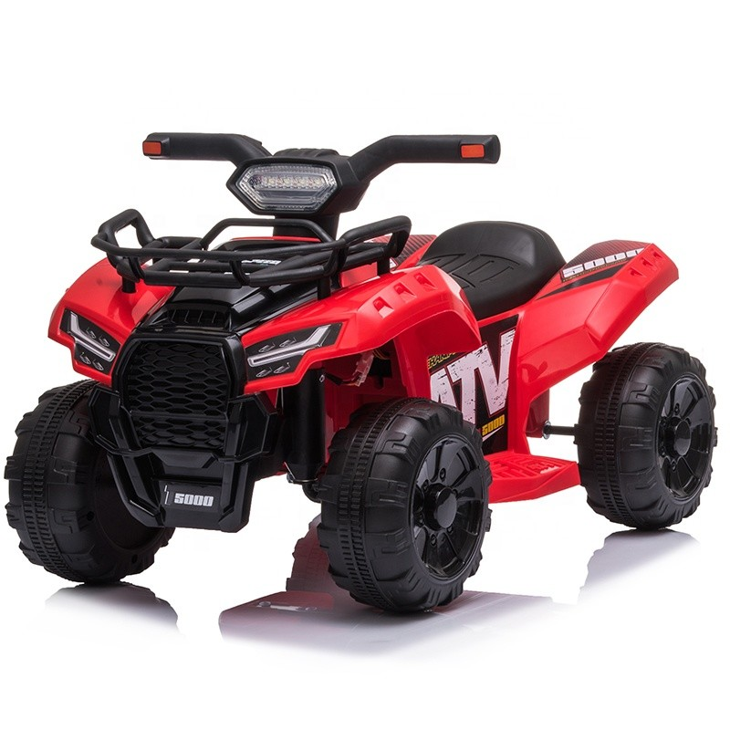 Factory wholesale cheap 6V baby battery car kids electric mini atv