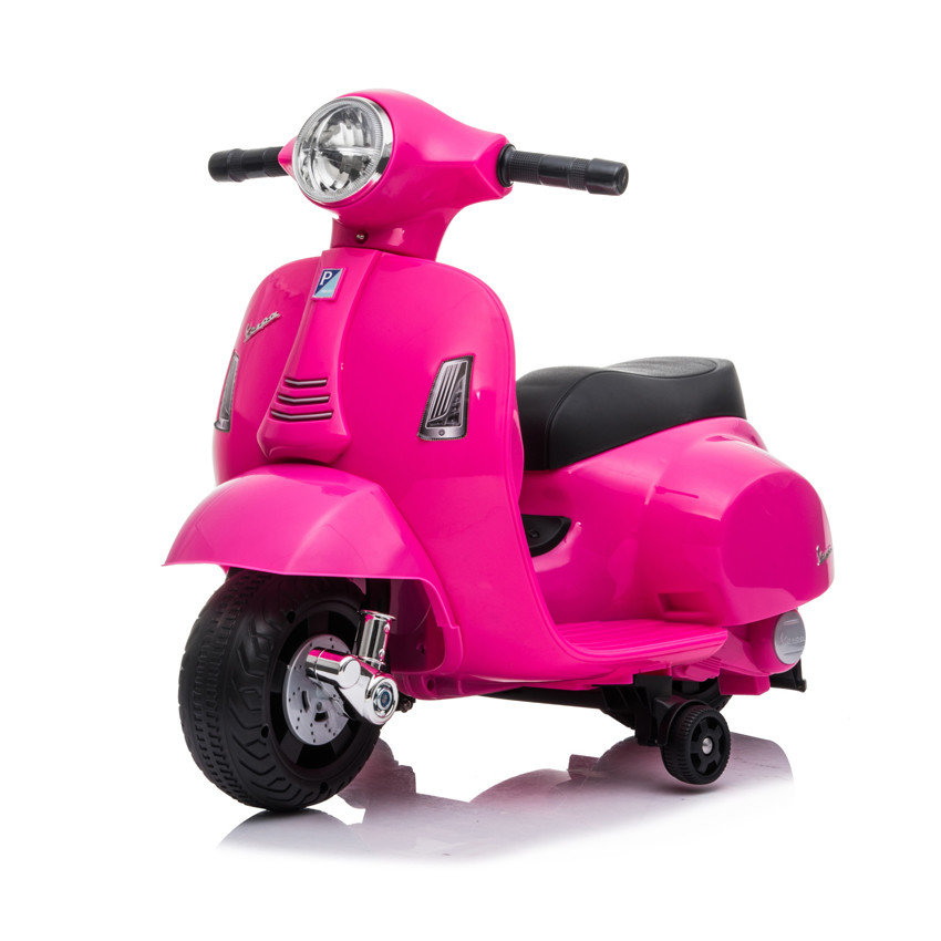 2020 New Licensed Electric Vespa Ride On Car For Kids Bikes Battery Operated Motorcycle