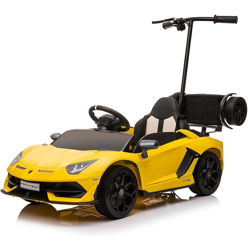 2020 hot sale electric ride on cars for kids to drive with remote control baby ride on toy car