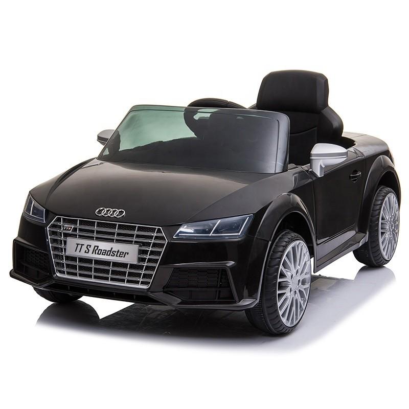 2019audi licensed 12v electric ride on car smart kid rc car toy