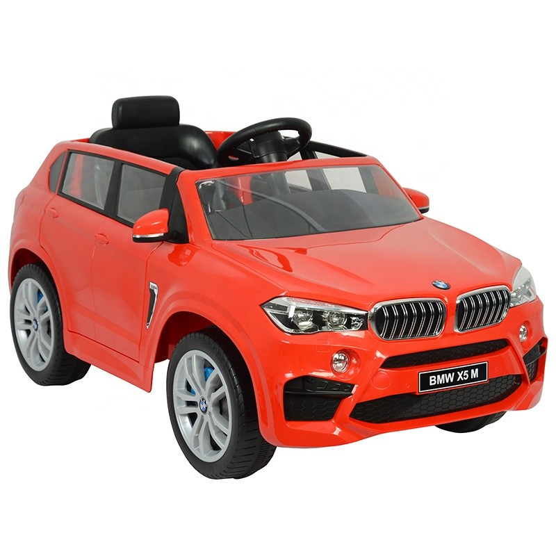 New licensed kids ride on electric charge car with radio remote control children electric car