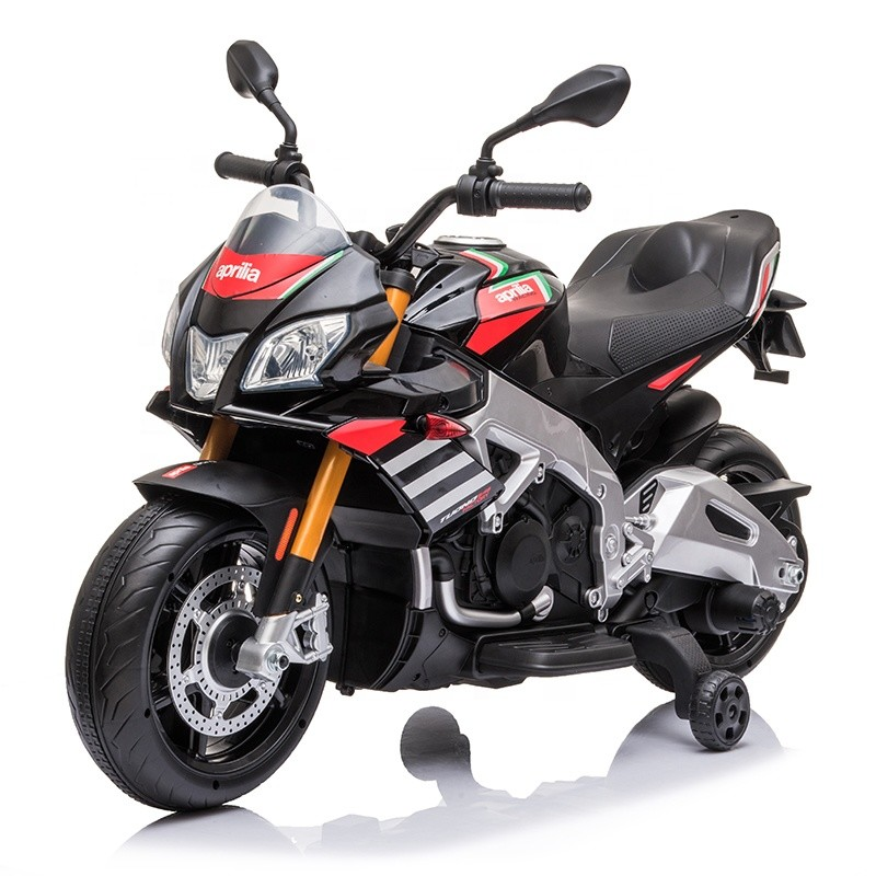New kids ride on motorcycle battery bike electric motorcycle for children to drive with mp3
