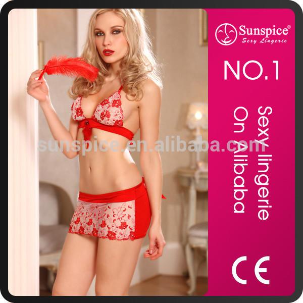 Sunspice sexy match set hot girl lingerie