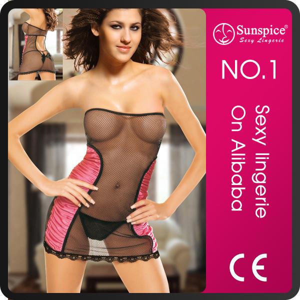 Top quality sexy transparent ladies lingerie photos for women