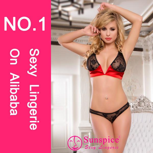 best selling see through sex lingerie women sexe / sexi / saxi xxx sexy bra panty set