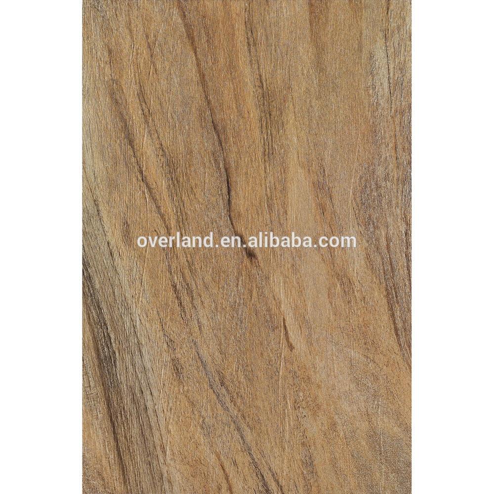 Petrified floor imitating wood tile and slabs