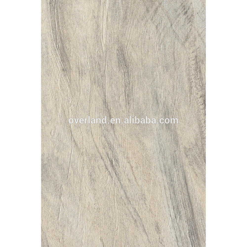 Indoor porcelain faux tile wall panel