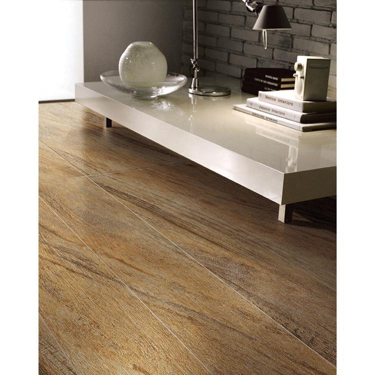 Non slip Porcelanato floors ceramic wood tile