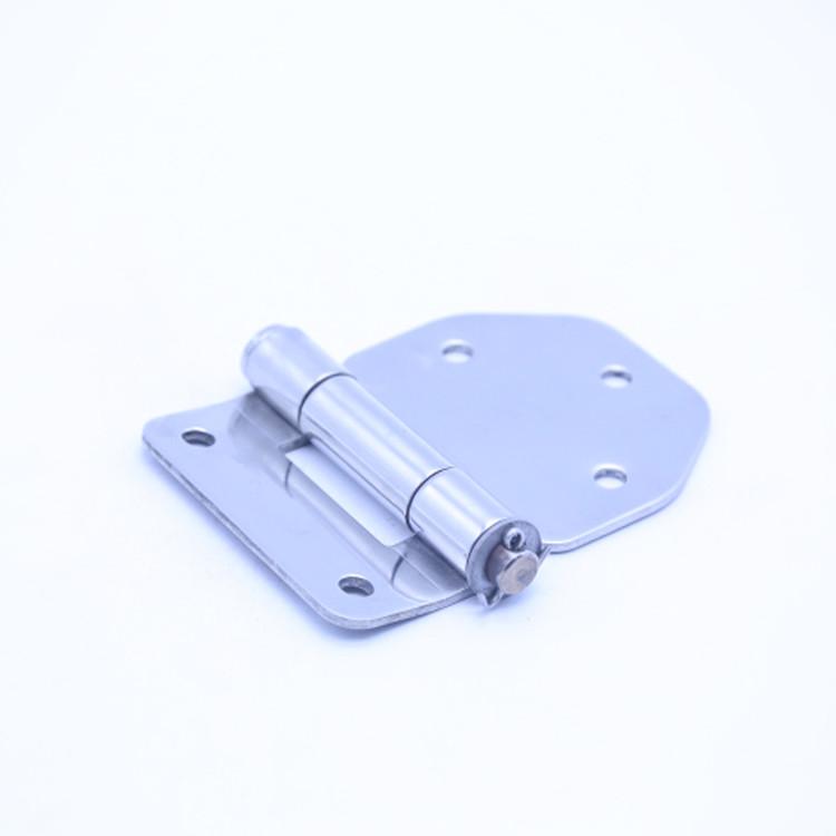 Good quality and low price high quality van side door hingetruck trailer hinge-043014/043014-In